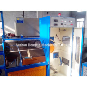 Fine Aluminium Wire Drawing Machine-24ds pictures & photos