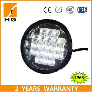 7inch 5D Headlight LED Work Light 5D Motorcycle Headlamp pictures & photos