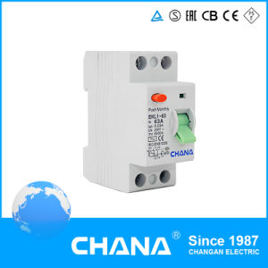 Ce Certificate Electro-Magnetic Residual Current Circuit Breaker RCCB pictures & photos