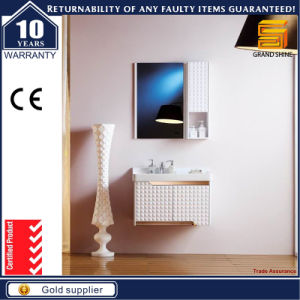 Modern Fashion Soft Closing Bathroom Cabinet with Mirror Cabinet pictures & photos