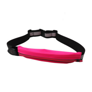 Multi-Functional Outdoor Rechargeable Sports Waist Bag pictures & photos