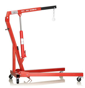 2 Ton Floding Shop Crane (ZW02-1A) pictures & photos