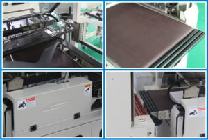Auto L Bar POF Shrink Wrap Machine with Tunnel pictures & photos