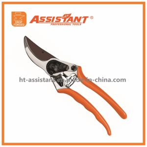 Drop Forged Bypass Pruning Shears Hand Pruner with Rotating Handle pictures & photos