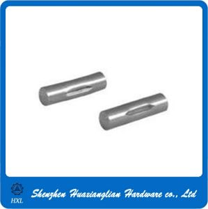 ISO 8743 Carbon Steel Half-Length Centre Grooved Pins pictures & photos