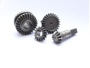 Form a Complete Set of Bevel Gear Shaft for Reducer pictures & photos