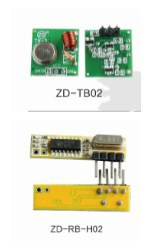 Zd-Tb02 (H02) Transmitter and Receiver Module pictures & photos