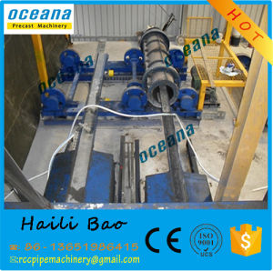 Centrifugal Spinning Concrete Pipe Making Machine for Road Culvert Pipe Diameter 300-1600mm Length 1-4m, Rcc Drain Pipe pictures & photos