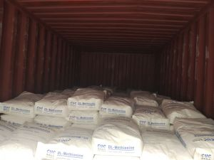 Feed Additive Dl-Methionine, Dl-Methionine 99%. CAS; 59-51-8 pictures & photos