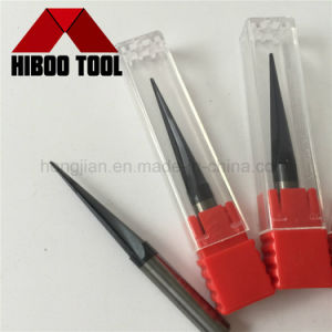 High Precision Carbide Straight Flute Taper End Mills pictures & photos