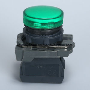 22mm 6V-380V Push Button Switch with Red and Green Colors pictures & photos