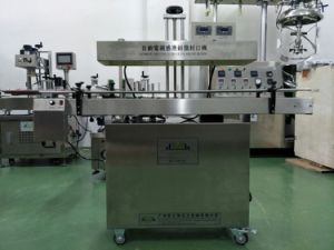 Automatic Aluminum Foil Bottle Sealing Machine pictures & photos