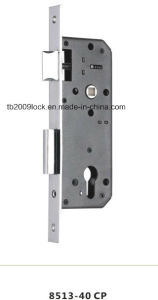 Stainless Steel Mortise Door Lock/Lock Body/Lock (8513-40CP) pictures & photos