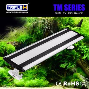 China Manufacturer Ultra-Thin Full Spectrum Freshwater Aquarium Plant T5ho Light pictures & photos