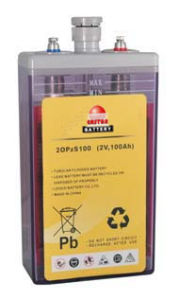 Long Cycle Life Solar Street Light Batteries Opzs 2V 200ah Battery for Solar Power pictures & photos