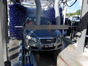 Fully Automatic Tunnel Car Washing Machine Wash Car pictures & photos