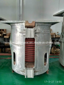 Medium Frequency Melting Furnace (GW-500KG) pictures & photos