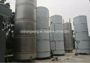 50 Tons Outdoors Milk Silo for Large Dairy Industry pictures & photos