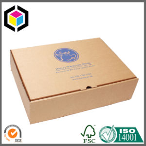 Green Color Folding Corrugated Cardboard Mailing Box pictures & photos