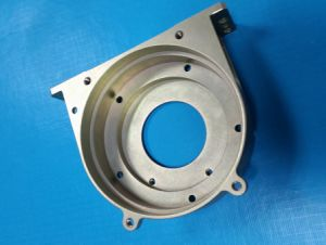 Motor Shaft Made by CNC Machined Special Shape with 2Cr13 HRC 28-32
