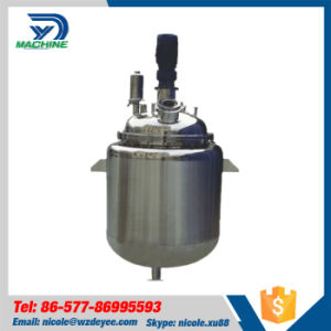Sanitary Stainless Steel Mixing Pressure Tank Vessel pictures & photos