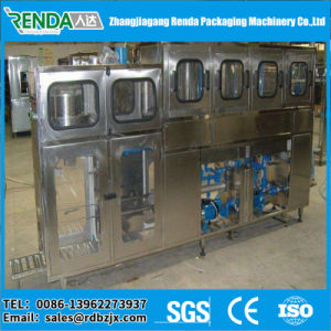 100bh 5gallon Rinsing Filling Machine/Stainless Steel 20liters Filling Plant pictures & photos