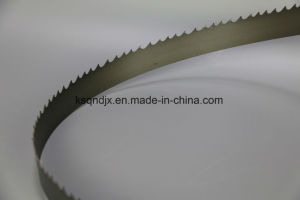 Beef and Mutton Meat Bone Cutting Bandsaw Blades pictures & photos
