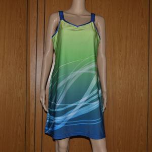Custom Tennis Dress/Sublimated Tennis Dress pictures & photos