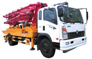 2016 New Arrival 33m Concrete Boom Pump Truck