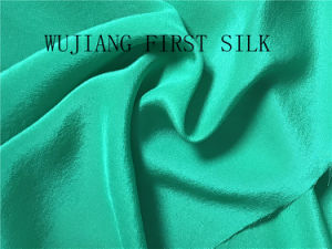 Silk Viscose Blend Cdc Fabric pictures & photos
