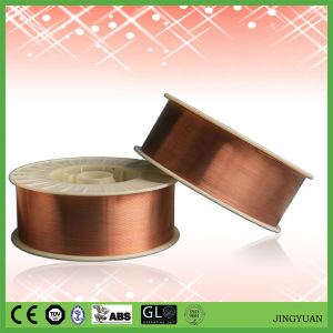 Aws Er70s-6 15kgs/Spool CO2 Solder Wire Manufacturer in China