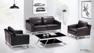 Luxury Commerical Leather Office Sofa Chair pictures & photos