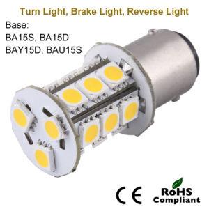 Aftermarket Refitting Car LED Lighting Ba15D Bau15s Auto LED Brake/Turn/Taillight pictures & photos