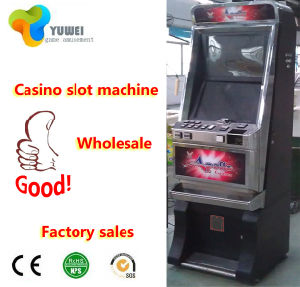 Progressive Real Slot Pokie Machines Games Gaminator for Casino pictures & photos