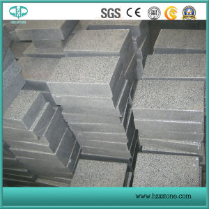 Bush Hammered Cube Stone Road Paving Stone G654 Granite pictures & photos