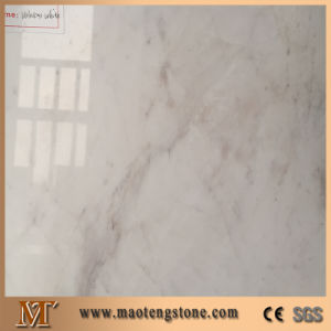 1.8cm Thickness Volakas White Natural Marble Stone