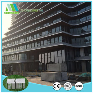 Recycled Utilization EPS Cement Sandwich Wall Panel for Prefab House pictures & photos