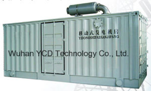 Silent Series Generator Sets (Container Series) for Mining / Construction Site / Oil Drilling Site / Large Shopping Malls pictures & photos