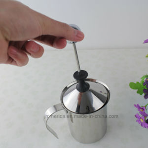 Hot Sale Milk Frother Whisk / Milk Foam Maker / Frothing Pitcher pictures & photos