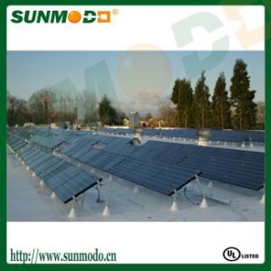 Easy Tilt up Flat Roof Mounting Solar System pictures & photos