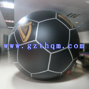 Adversting Inflatable Helium Balloon with Logo/Inflatable Ground Balloon for Adversting pictures & photos