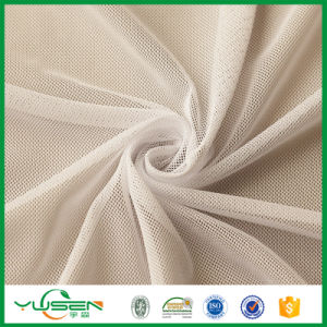 Dri Fit Durable Polyester Flexible Mesh Football Jersey Fabric pictures & photos