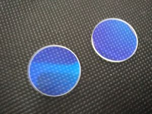 Optical Sapphire Window, Sapphire Lenses pictures & photos