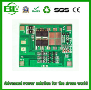 3s 26650 Li-ion BMS Protection Circuit Board for 11.1V 15A Battery Pack China Supplier pictures & photos