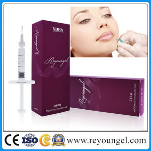 Reyoungel Sodium Cross-Linked Anti-Aging Wrinkle Facial Soft Tissue Filler pictures & photos