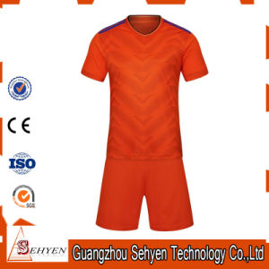 Seven Colors Blank Quick Dry Unisex Sports Soccer Jersey pictures & photos