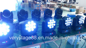 CREE 12X10W RGBW Beam Moving Head for Stage Lighting pictures & photos
