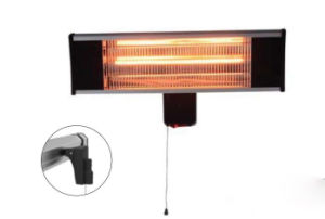 Home Appliance Infrared Outdoor Heater with Water Protected IP65