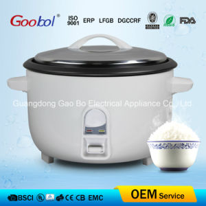 Normal Commercial Big Rice Cooker Nonstick Cooking Pot 50cups pictures & photos