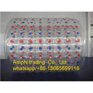 New Colorful Water Roller for Children & Adult 0.8mm Transparent PVC